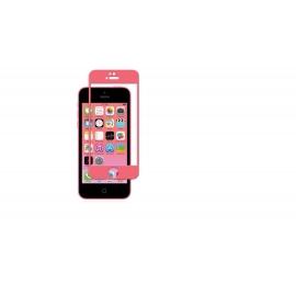 Moshi - iVisor Glass iPhone 5c (pink)