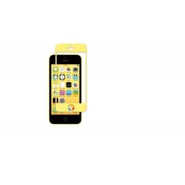 Moshi - iVisor Glass iPhone 5c (yellow)