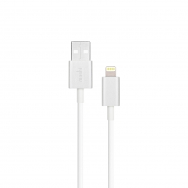 Moshi - USB cable with Lightning Connector (white - 1m)