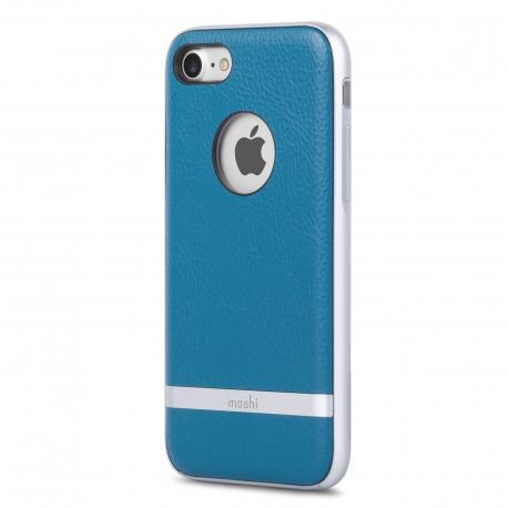 Moshi - Napa iPhone 8/7 (marine blue)