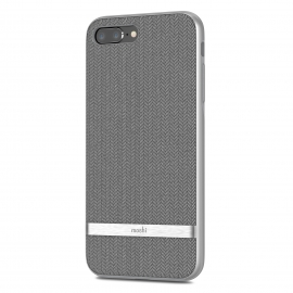 Moshi - Vesta iPhone 8/7 Plus (herringbone grey)