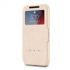 Moshi - SenseCover iPhone XR (savanna beige)