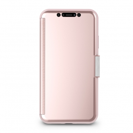 Moshi - StealthCover iPhone XR (champagne pink)