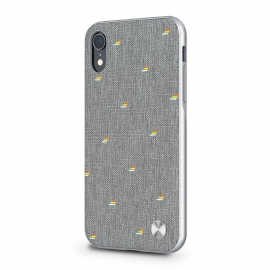Moshi - Vesta iPhone XR (pebble grey)