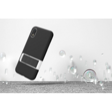 Moshi - Capto iPhone XR (mulberry black)