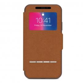 Moshi - SenseCover iPhone X/XS (caramel brown)