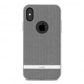 Moshi - Vesta iPhone X/XS (herringbone grey)
