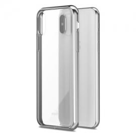 Moshi - Vitros iPhone X/XS (jet silver)