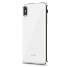 Moshi - iGlaze iPhone XS Max (pearl white)