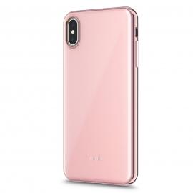 Moshi - iGlaze iPhone XS Max (taupe pink)