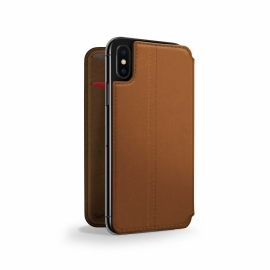 twelve south - SurfacePad iPhone X/XS (cognac)
