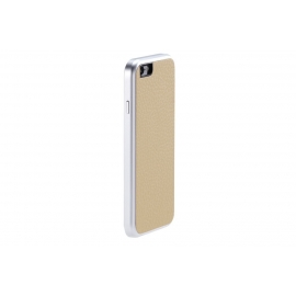 Just Mobile - AluFrame Leather iPhone 6/6s (gold)