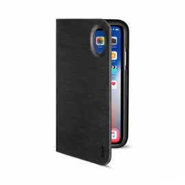 Artwizz - FolioJacket iPhone X/XS (black)
