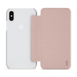 Artwizz - SmartJacket iPhone X/XS (rosegold)