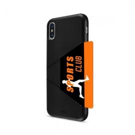 Artwizz - TPU Card Case iPhone X/XS