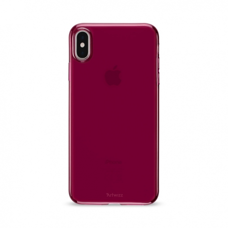Artwizz - NoCase Color iPhone XS Max (berry)