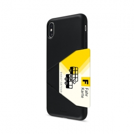 Artwizz - TPU Card Case iPhone XS Max