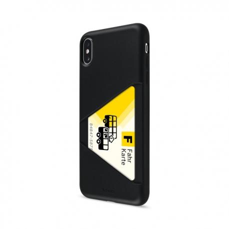 Artwizz - TPU Card Case iPhone XS Max