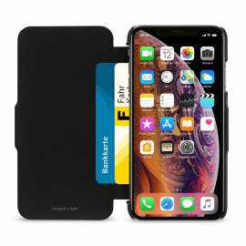 Artwizz - SmartJacket PRO iPhone XS Max (full-black)