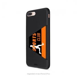 Artwizz - TPU Card Case iPhone 8/7 Plus (black)