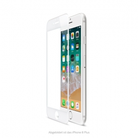 Artwizz - CurvedDisplay iPhone 8/7/6s/6 Plus (white)
