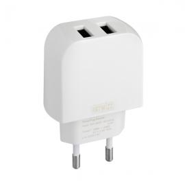 Artwizz - PowerPlug Double (white)