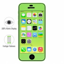 Artwizz - ScratchStopper Color iPhone 5c (green)