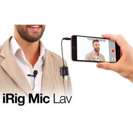 IK Multimedia - Microfone iRig Mic Lav