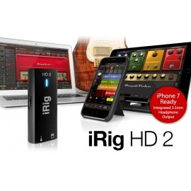 IK Multimedia - Interface iRig HD 2