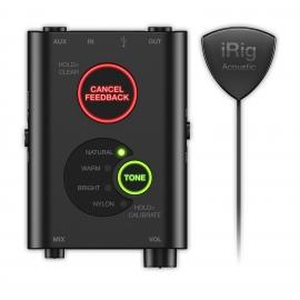 IK Multimedia - Interface iRig Acoustic Stage