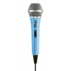 IK Multimedia - Microfone iRig Voice (blue)