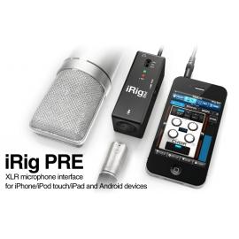 IK Multimedia - Interface iRig PRE
