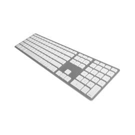 Matias - Wireless Aluminum Keyboard PT (silver)