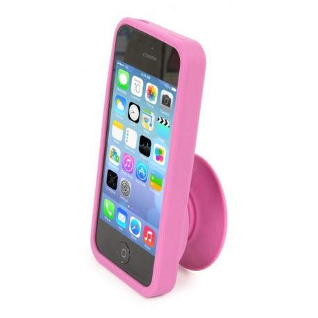 Tucano - Oblò iPhone 5/5s/SE (fucsia)