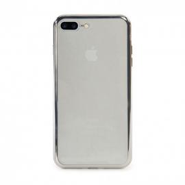 Tucano - Elektro Flex iPhone 8/7 Plus (silver)