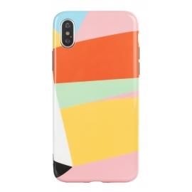 Tucano - Mendini Shake iPhone XS Max (pink)