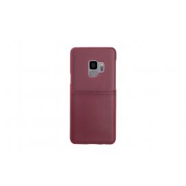 Tucano - Bicolor Galaxy S9 (bordeaux)
