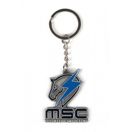 3059 - Porta-Chaves Metal Gear Rising Revengeance Maverick Security Consulting-3059