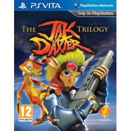 The Jak and Daxter Trilogy (Seminovo) PSVita