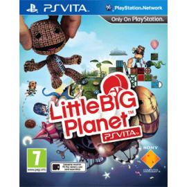 3213 - LittleBigPlanet (Seminovo) (Totalmente em Português) PS Vita-3213