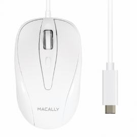 Macally - Rato Turbo USB-C