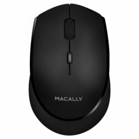 Macally - Rato EzMouse BT (black)