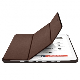 Macally - BookStand iPad 10.2'' (brown)