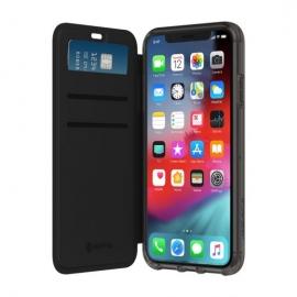 Griffin - Survivor Clear Wallet iPhone X/XS (black/clear)