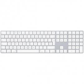 Apple - Wireless Magic Keyboard w/ Numeric Keypad PO (sil)