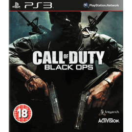 Call of Duty: Black Ops  (Seminovo) PS3