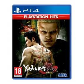 Yakuza: Kiwami 2 - Playstation Hits PS4