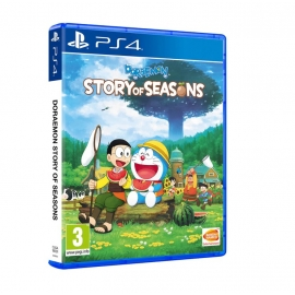 Doraemon: Story of Seasons PS4