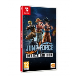 Jump Force - Deluxe Edition Switch