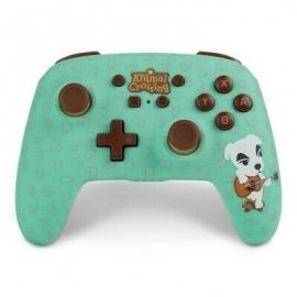 Comando PowerA Nintendo Switch Enhanced Wireless - Animal Crossing K. Slider